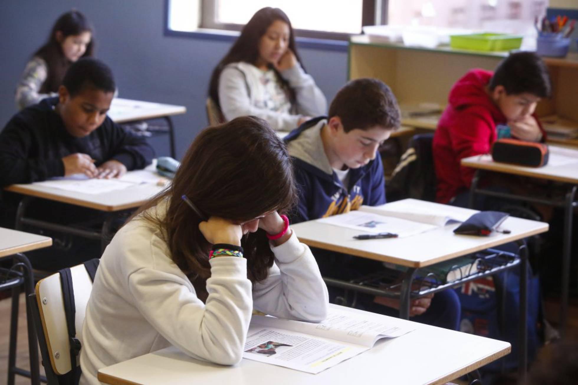 ¿Fracaso escolar?  No culpen a los genes