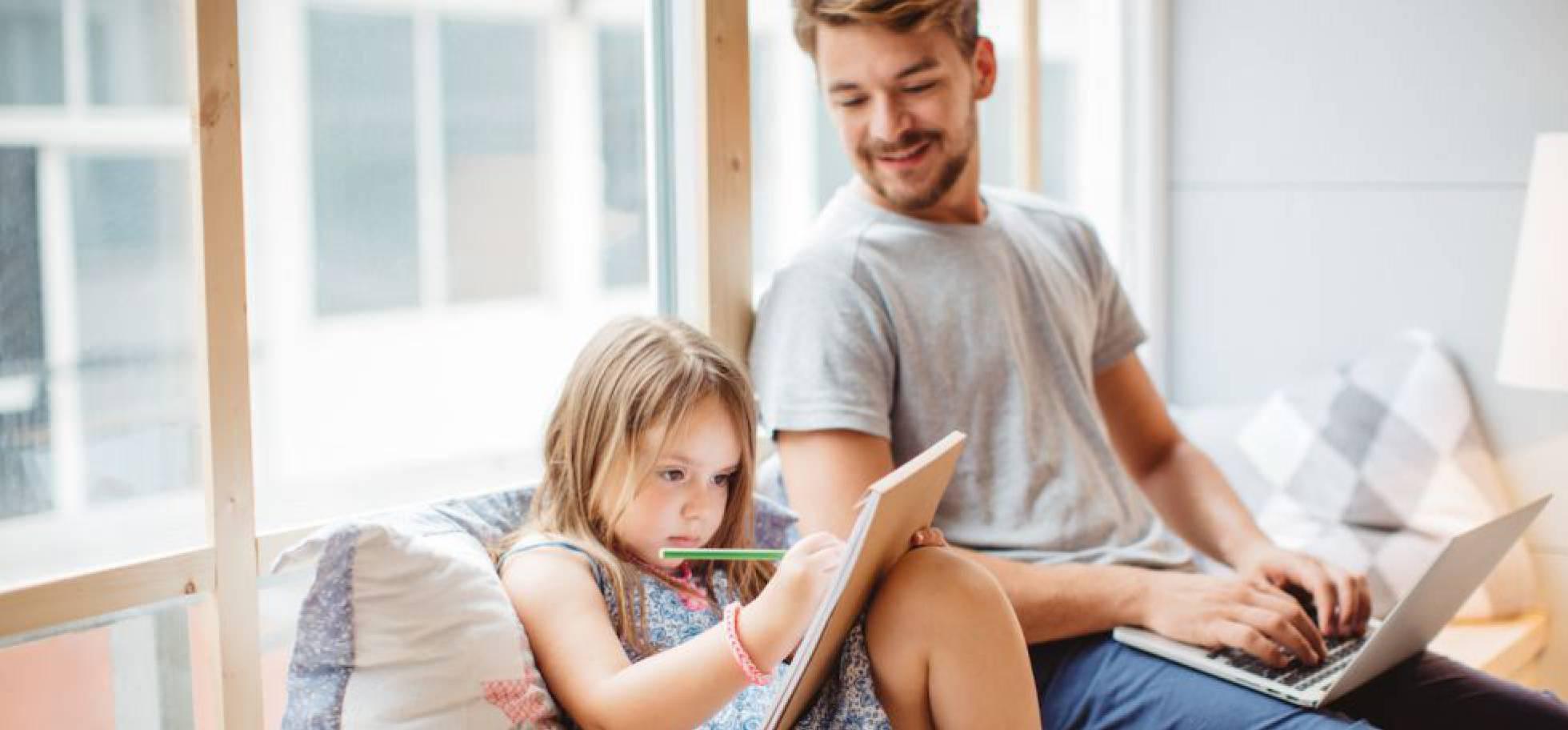 ¿Qué rol juega el padre en el vínculo afectivo futuro de su hija?