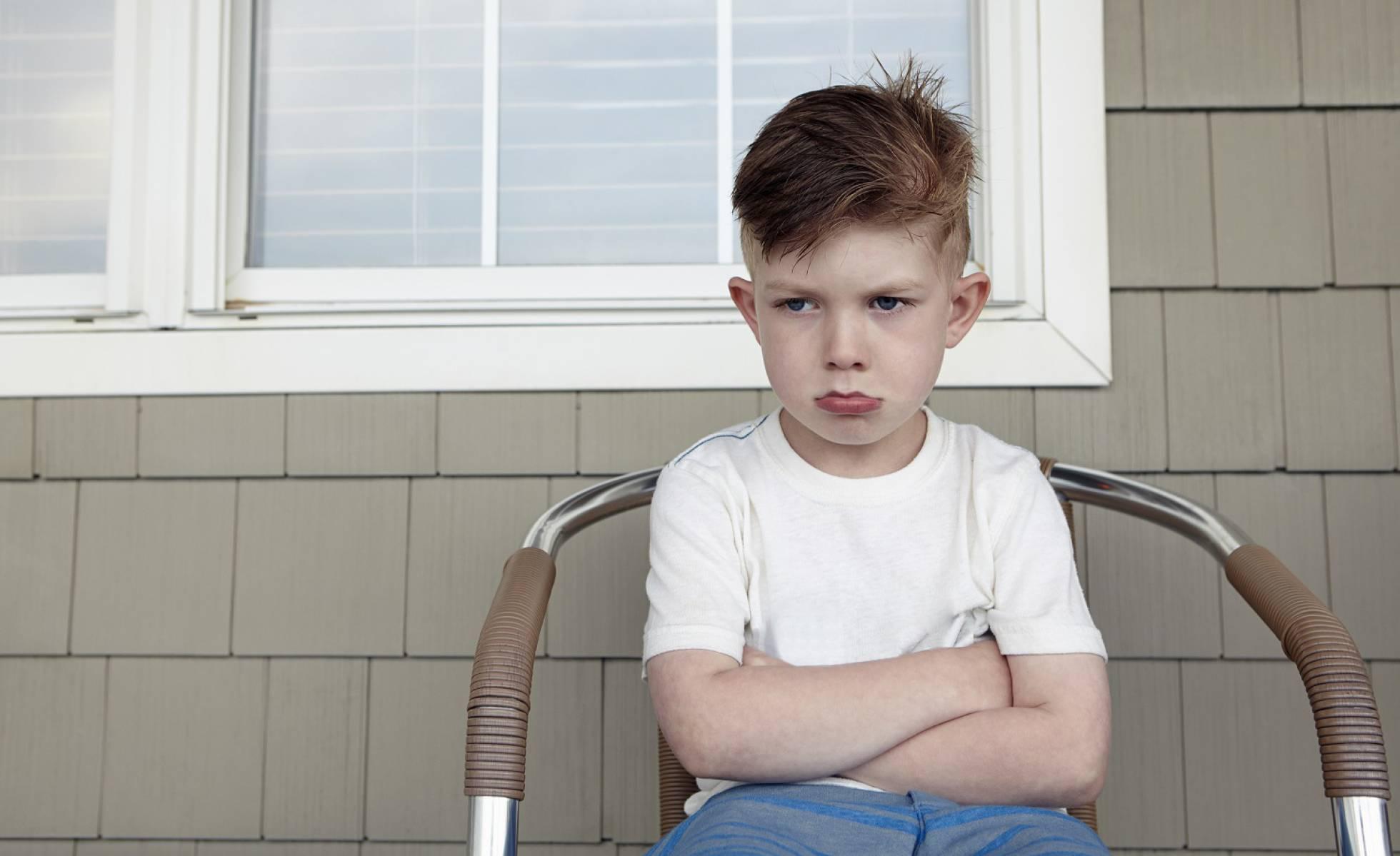 La forma perfecta de dar una lección a su hijo cuando se pone insoportable