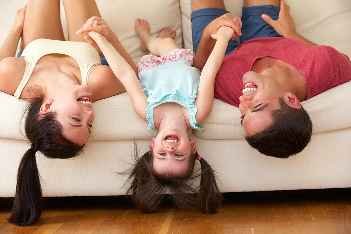 10 Mandamientos para hacer feliz a tu hijo