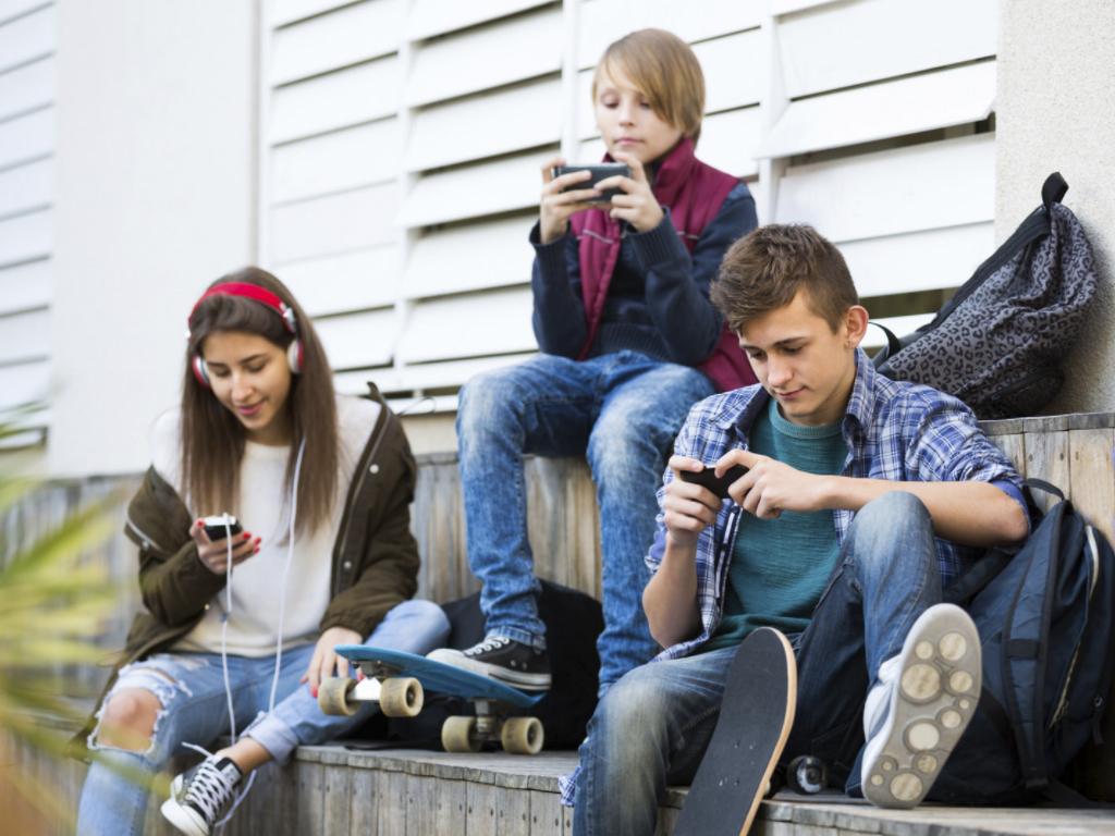 Los años centrales en los hijos y adolescencia