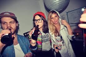 El alcohol y la juventud