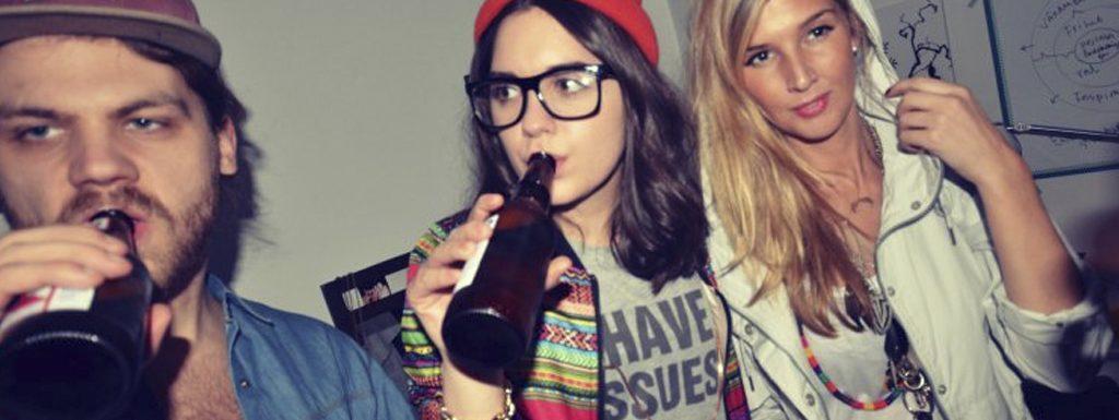 El alcohol y la juventud Parte  II