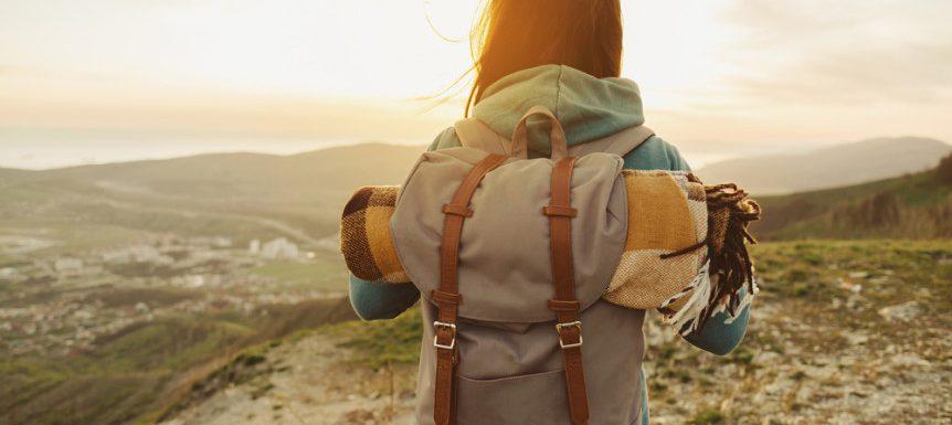 Soltar peso de la mochila
